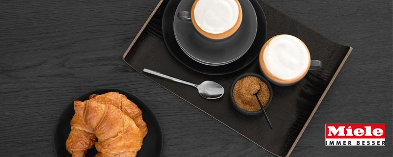 Miele perfekter Kaffeegenuss