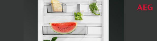 AEG Kühlschrank mit customFlex