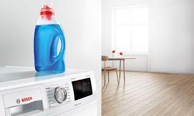 Waschmittel sparen
